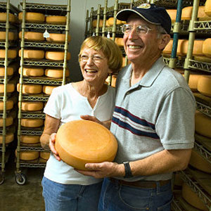 featured artisan: Uplands Cheese